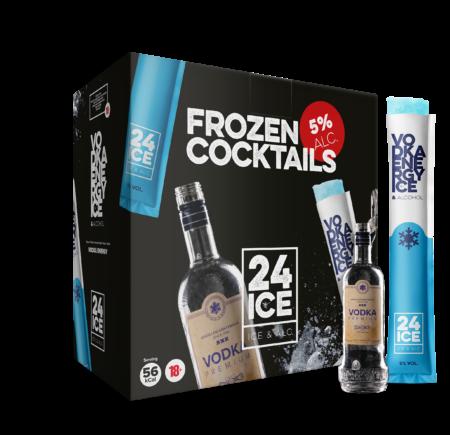Vodka Energy ICE